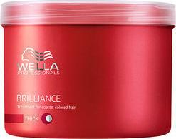 Προσθήκη στα αγαπημένα menu Wella Professionals Brilliance Treatment for  Thick Hair 500ml a486cbb0136