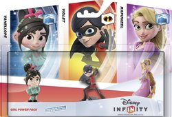 Disney Infinity - Triple Figure Power Pack