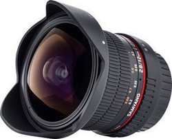 Samyang 12mm f/2.8 ED AS NCS Fisheye Lens (AE) (Nikon)