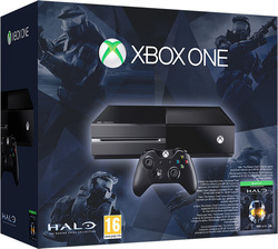 Microsoft Xbox One 500GB & Halo Master Chief Collection