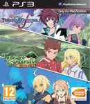 Tales Of Graces F & Tales Of Symphonia Chronicles Combination PS3