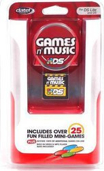 Datel Games N' Music DS