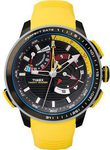 Timex Men's Yellow Silicone Strap TW2P44500