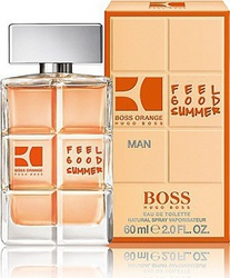 Boss Orange Man Feel Good Summer Eau de Toilette 60ml