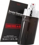 Bruno Banani Dangerous Man Eau de Toilette 50ml