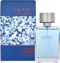 Esprit Feel Happy for Men Eau de Toilette 50ml