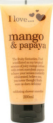 I Love Cosmetics Exfoliating Shower Smoothie Mango&Papaya 200ml