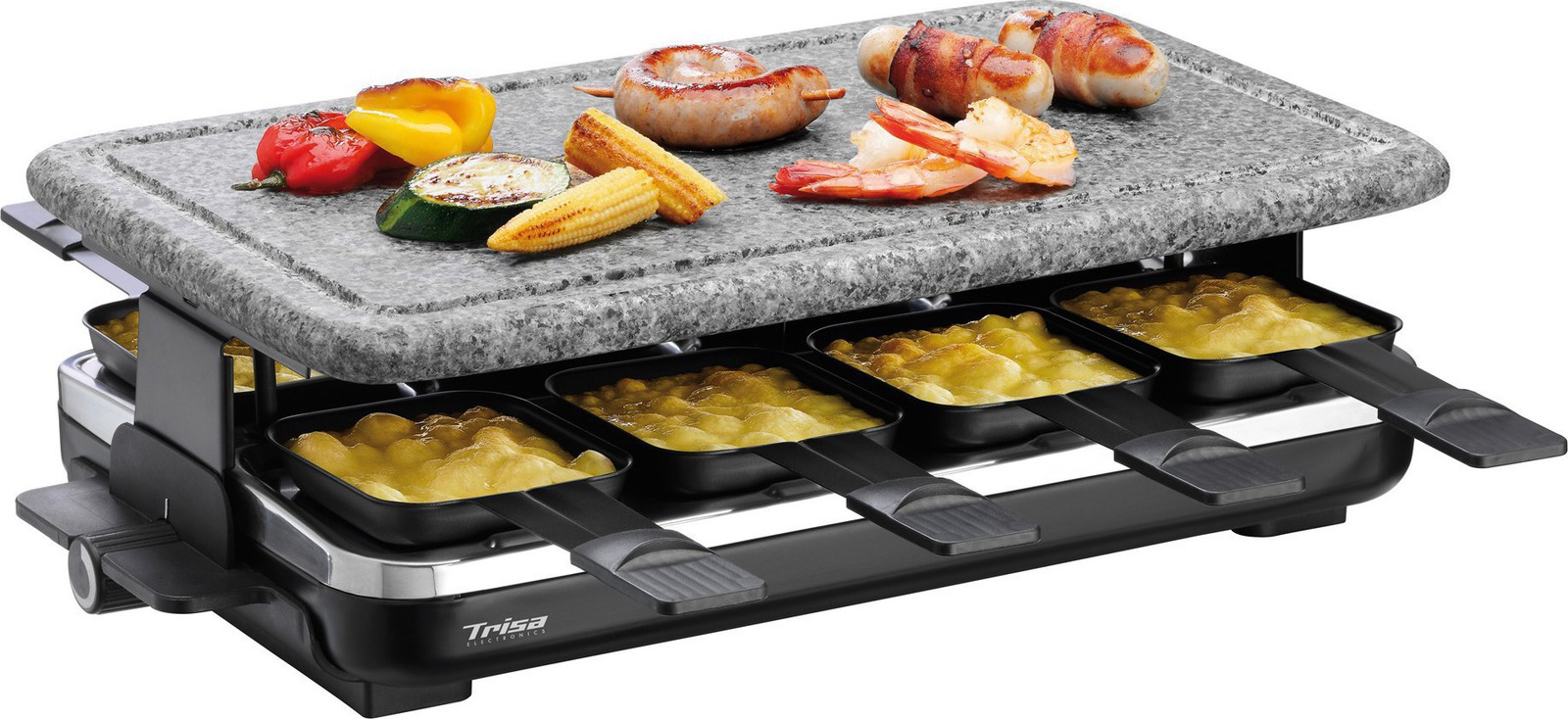 trisa of switzerland grill raclette cheese. Black Bedroom Furniture Sets. Home Design Ideas