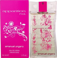 Emanuel Ungaro Apparition Pink Eau de Toilette 90ml