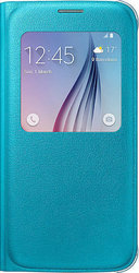 Samsung S-View Cover Blue (Galaxy S6)