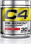 Cellucor C4 30 Servings 180gr Orange