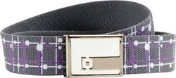 HORSEFEATHERS TOFEE BELT GIRLS GREY OS