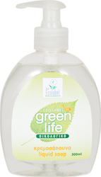Cleanway Green Life Cream Soap 300ml