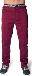 HORSEFEATHERS LAST PANTS RUBY