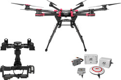 DJI Spreading Wings S900 & A2 Flight Controller & Z15 Zenmuse GH4