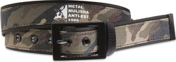 METAL MULISHA TANGO DOWN BELT CAMO