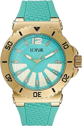 Loisir Turquoise Rubber Strap 11L75-00190