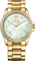 Juicy Couture Gold Stainless Steel Bracelet 1901261