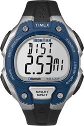 Timex Ironman Classic 50 Move+ Blue