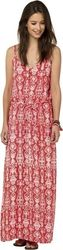 PROTEST HARMBY DRESS DECO CORAL