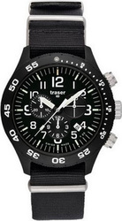 Traser P6704 Professional Officer Chrono Pro Men's Watch 102355