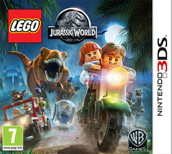 LEGO Jurassic World 3DS