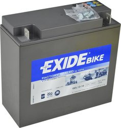 Exide Factory Sealed 16AH G16