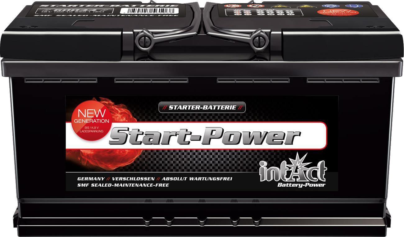 intact start power 100ah 60044. Black Bedroom Furniture Sets. Home Design Ideas