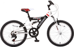Probike Trail Blazer F/S 6sp 20'' Boys