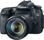 Canon EOS 70D Kit (18-135 IS STM)