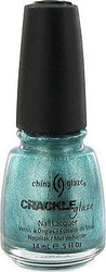 China Glaze Oxidized Aqua 80766
