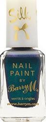 Barry M Silk Nail Paint 8 Forest