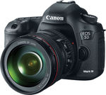 Canon EOS 5D Mark III Kit (24-105mm f/4 L IS USM)