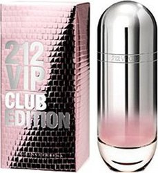 Carolina Herrera 212 VIP Women Club Edition Eau de Toilette 80ml