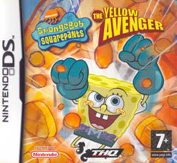 SpongeBob Squarepants: The Yellow Avenger DS