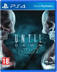Until Dawn (Extended Edtion) PS4