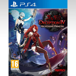 Deception IV The Nightmare Princess PS4