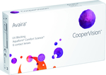 Cooper Vision Avaira Δεκαπενθήμεροι 6pack