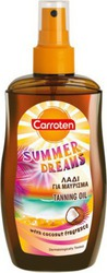 Carroten Summer Dreams Tanning Oil SPF0 225ml