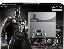 Sony Playstation 4 (PS4) Limited Edition 500GB & Batman Arkham Knight