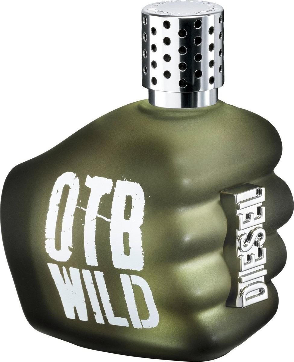 diesel only the brave wild men eau de toilette 200ml. Black Bedroom Furniture Sets. Home Design Ideas