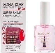 Rona Ross Super Shine Brilliant Top Coat 13ml