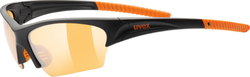 Uvex Sunsation (Black Mat Orange)
