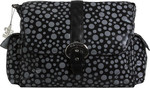 Kalencom Buckle Bag Bubbles - Black