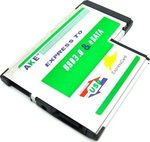 OEM AKE Express Card 54mm to USB 3.0 & eSata
