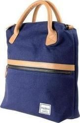 Melkco Canvas Tote New York Series 11""