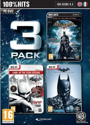 Batman Triple Pack PC