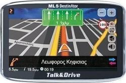 MLS Destinator Talk&Drive 43TSP (Greece & Europe)