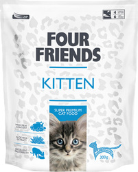 Four Friends Kitten 300gr
