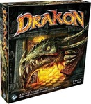 Fantasy Flight Drakon 4th Edition